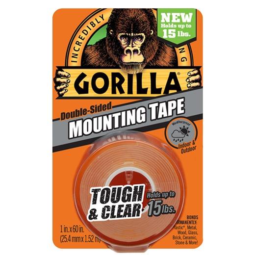 Cinta de montaje Gorilla