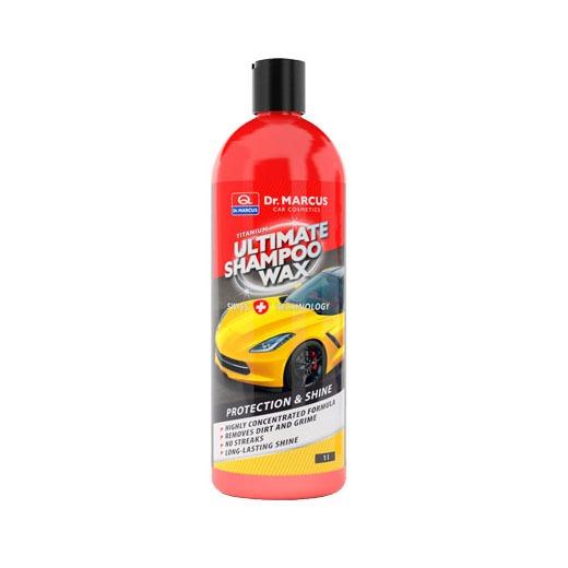Shampoo con Cera